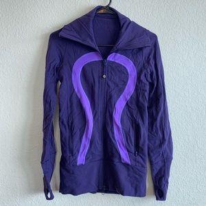 Lululemon Purple Jacket - 2
